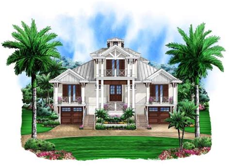 beach style house plans beach style house plans 4435 square foot home 3 story