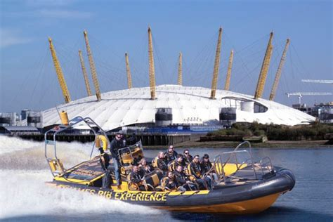 thames barrier rib voyage for two extended thames rib experience adult from buyagift