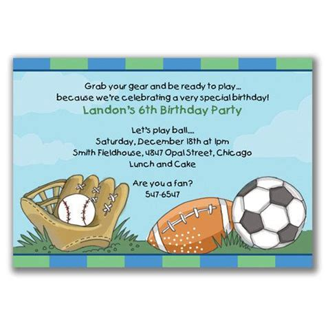 invitation wordings for sports event 17 best images about ideas sports theme on football chicago blackhawks and