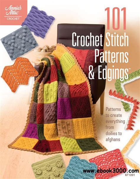 crochet pattern ebook free download crochet stitches visual encyclopedia pdf free download