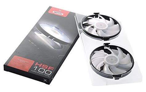 Xfx Fan Kit Rx 4 Series White Led Ma Ap01 Wled xfx fan kit blue buy usa quality