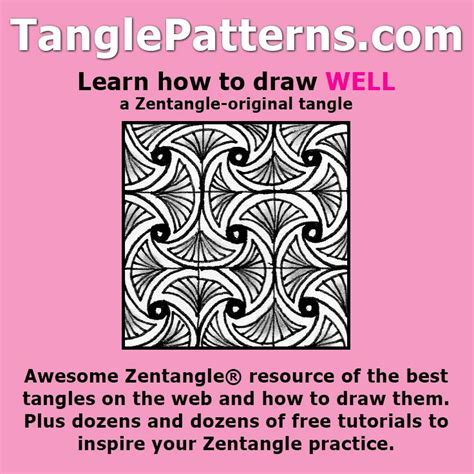 zentangle pattern fracas 17 best images about linda farmers tangles on pinterest