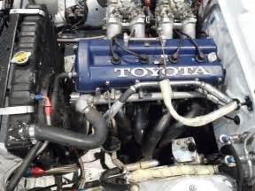 Toyota Racing Engines Toyota 151e Engine 2t G 4valve Dohc Race Engine