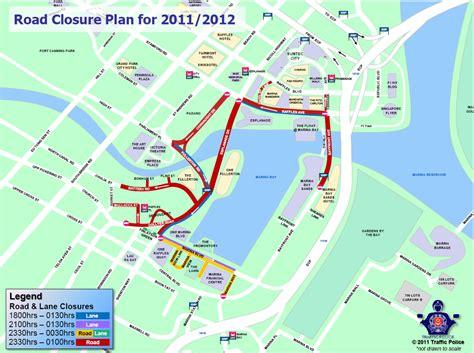 new year road closures road closure new year singapore 28 images road closure