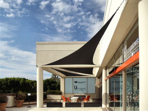 Shade Sail Awnings by Shade Sails And Tension Structures Superior Awning