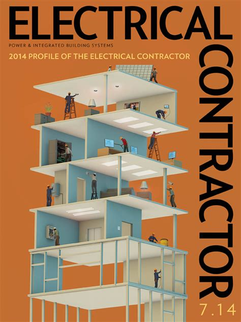 electrical contractors july 2014 the profile of the electrical contractor ec mag