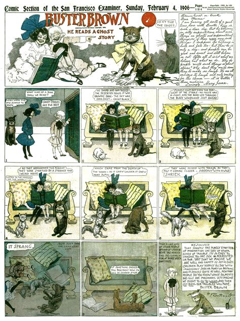 buster brown s ask the archivist buster brown comics kingdom
