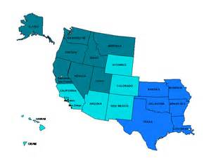 us map w states south east region of us states and capitals map images