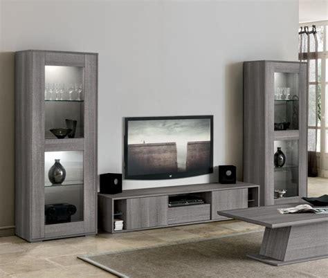 Contemporary Living Room Tv Cabinets Futura Grey Tv Unit Living Room Furniture Contemporary
