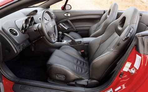 mitsubishi eclipse spyder seat covers 2007 mitsubishi eclipse spyder sport coupe look