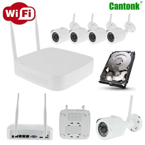 Wireless Nvr Kit 130w Hd 4ch With 4 Cctv 960p 160513 Diskon 1 2016 top selling wireless wifi nvr kit with 4pcs hd wifi ip cameras 720p 4 channel wifi kits