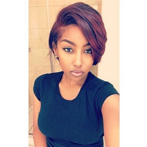 relaxer for short hair 1000 ideas about healthy relaxed hair on pinterest