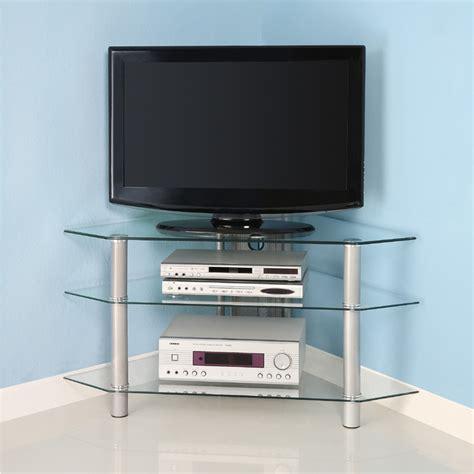 corner tv stand walker edison bermuda 44 inch corner tv stand silver v44y76