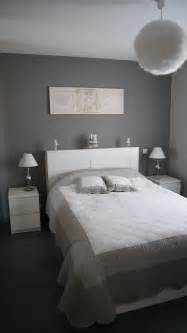 d馗o chambre design adulte deco chambre adulte gris et bleu