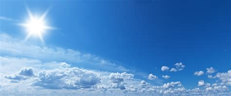 Sky Blues blue sky with clouds white colours canvas prints