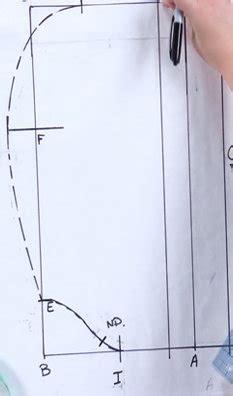 pattern drafting hood how to draft a hood webinars burdastyle com