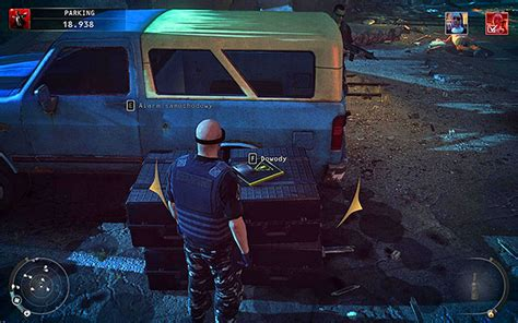 hitman absolution new year rat poison location parking reaching the area patrolled by mccarthy
