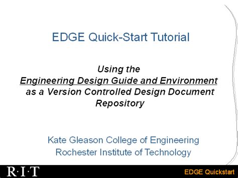 html tutorial help edge quick start tutorial