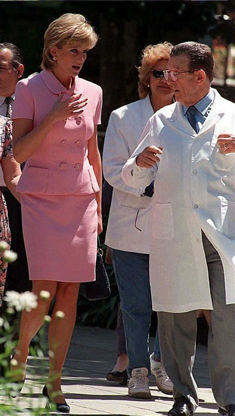 Princess Luxury Doctor Dalmation princess diana s most iconic style choices page 2