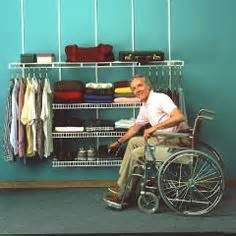 Wheelchair Accessible Closets by 1000 Images About Wheelchair Accessibility And Designs On