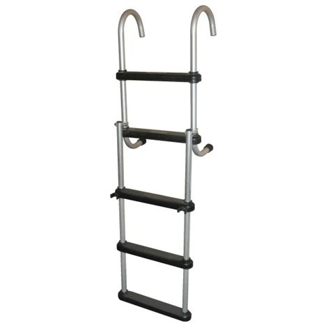 boat ladder removable folding pontoon boat ladder