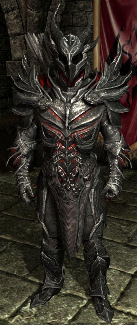 skyrim armor daedric armor skyrim armors awesome and armour