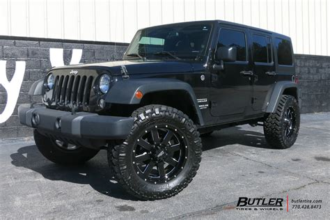 jeep metal jeep wrangler with 20in moto metal 962 wheels by