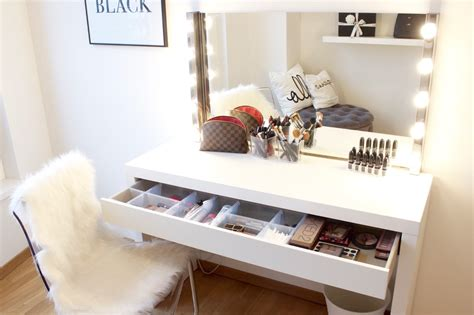 Ikea Makeup Vanity by Schminktisch Kristinaaader