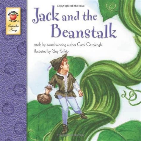 the beanstalk picture book and the beanstalk poetry for