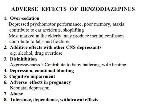Benzodiazepine Detox Uk by Benzodiazepines