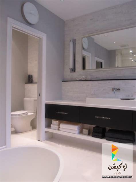 pearl gray bathroom ديكورات حمامات مودرن 2018 2019 لوكشين ديزين نت