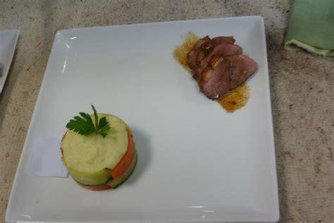 cuisiner un magret de canard magret de canard laquet au miel pur 233 e de pomme de