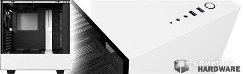 test nzxt h500 le comptoir du hardware