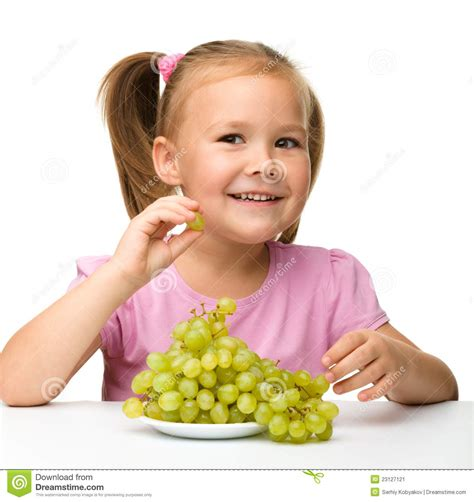 ate grapes is grapes stock image image 23127121
