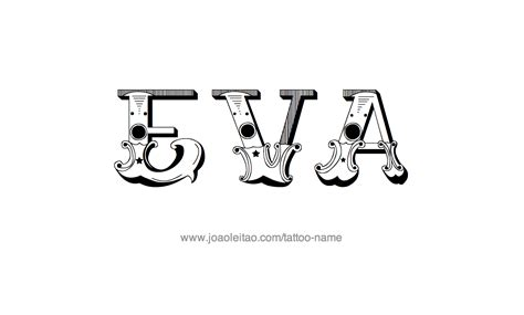 eva tattoo design design name 20 30 png