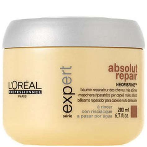 Sho Loreal Expert l or 233 al professionnel s 233 rie expert absolut repair masque 200ml free shipping lookfantastic