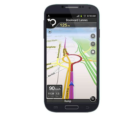 gps for android phone navfree application gps gratuite pour smartphone android
