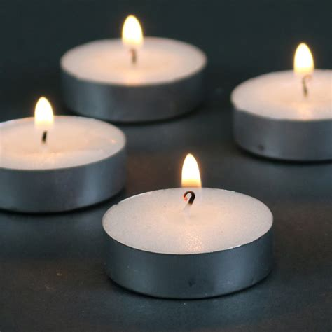 Burn Tealights Florist Sundries Direct