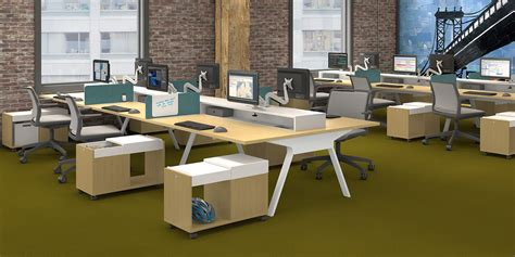 bench workstations wow watson tonic office furniture enhance your open