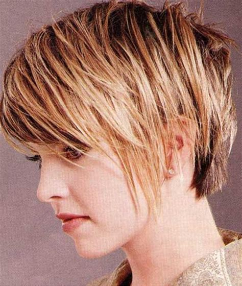 symetrical medium hair 15 great short straight haircuts short hairstyles 2017
