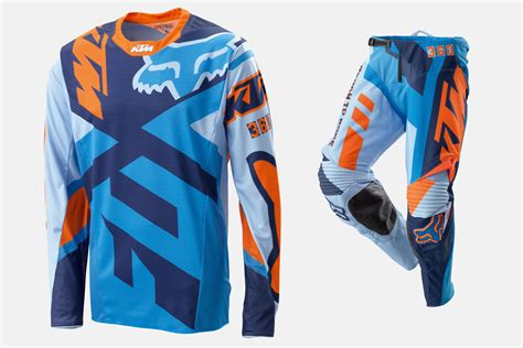 fox motocross kits enduro21 product ktm branded fox 360 kit