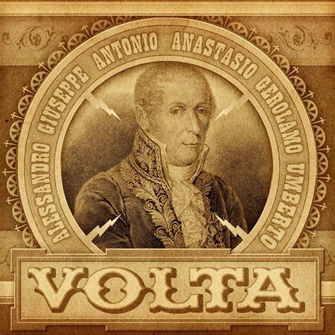 Doodle อเลสซานโดร โวลตา Alessandro Volta