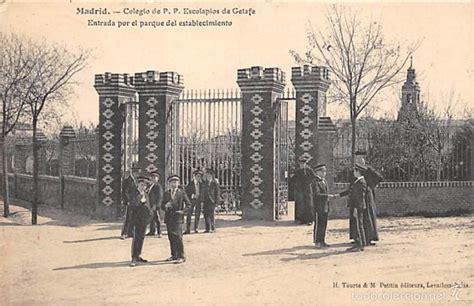 fotos antiguas getafe madrid colegio de los p p escolapios de geta comprar
