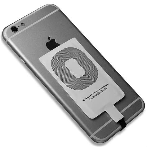 wireless charging pad iphone or qi enabled devices
