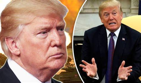 donald trump world war 3 world war 3 donald trump on brink of war with north korea