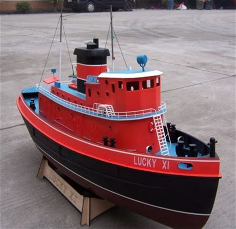 rc tug boat new rtr rc radio control new york harbor tug boat tugboat
