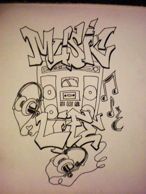 music is life tattoo designs by rachieknow on deviantart