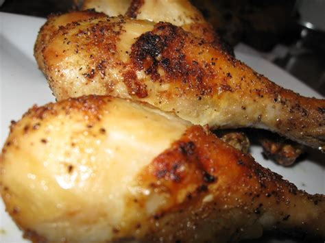 adventures in scd baked chicken legs