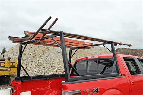 Zee Ladder Rack by Zee Invis A Rack 4wheelonline