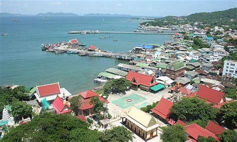 Souvenir Thailand Kaos Wisata Pattaya 3 koh si chang wisata thailand